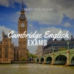 Cambridge English: Key (KET), Cambridge English: Preliminary (PET) e Cambridge English: First (FCE) sono stati ideati per tutti coloro che necessitano dell'inglese per lavoro, studio e viaggi.